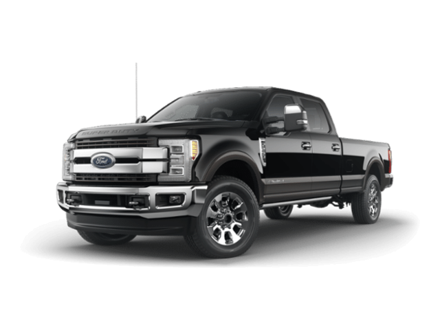 2018 Ford F-250 F-250 King Ranch Truck Crew Cab
